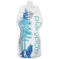 Фляга пластикова Platypus SoftBottle Closure Cap 1L Wild blue