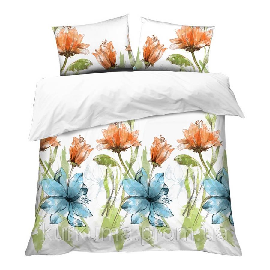 Комплект постельного белья FLORIS 160x200 см