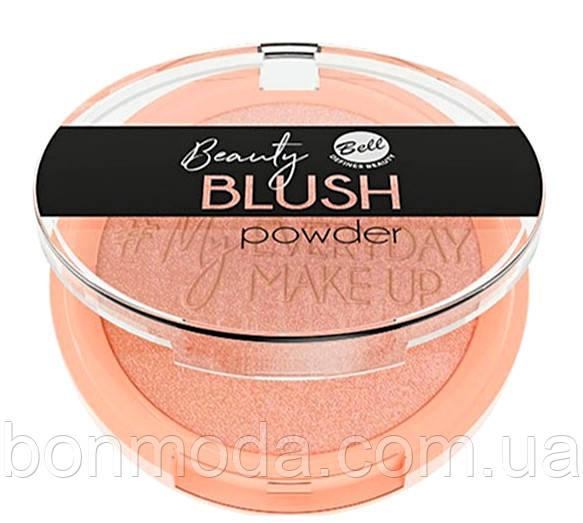 Румяна компактные Bell Beauty Blush Powder № 03