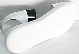 Босоніжки шкіряні на танкетці від виробника модель КЛ1014-1, фото 4
