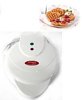 Вафельница для бельгийских вафель в виде сердечек Wimpex WX-1058