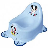 Горшок keeeper Mickey, голубой (1952.659)