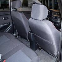 Чехлы на сиденья Volkswagen Polo 2009-2017 из Автоткани (Союз АВТО), полный комплект (5 мест)