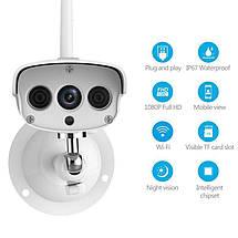 Wifi камера видеонаблюдения уличная Vstarcam C16S, 2 Мегапикселя, 1080P, SD карты до 128 Гб, фото 2