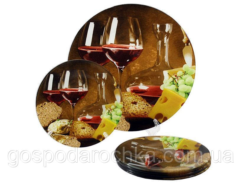 Набор для торта 7 предметов Вино Lumines S-3000-7-W-306-2