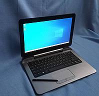 Планшет HP Pro x2 612 G1, 12,5'', 4/256Gb, Wi-fi, клавиатура, стилус, новые батареи, Windows 10 pro