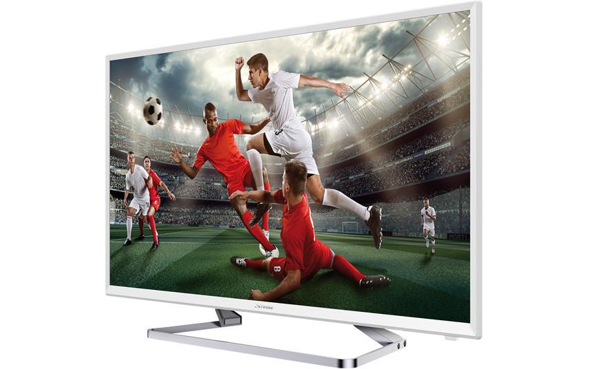 """Телевізор Strong SRT 32HZ4003NW, 32""""  80см., колір білий !"""