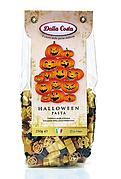 Макарони DALLA COSTA Halloween pasta з морквою і чорною морквою 250 г