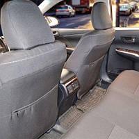 Чехлы на сиденья ВАЗ 2107 1982-2014 из Автоткани (Союз АВТО), полный комплект (5 мест)