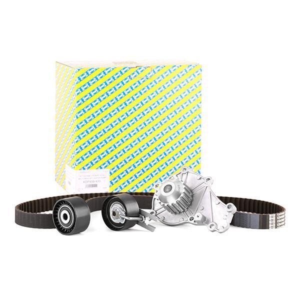 Комплект ГРМ + помпа CITROËN, FIAT, FORD, MAZDA SNR KDP459.420