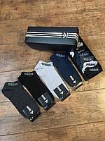 Шкарпетки чоловічі Adidas  набір 8 штук арт.1008