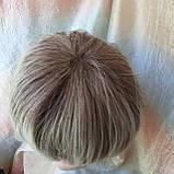 Короткий парик из термоволос пепельно-русый омбре RG4400-AB602, фото 8