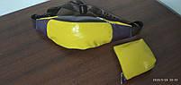 Сумка на пояс BANANA-DOG для прогулок,сумка на пояс бананка,сумка на пояс для бега, фото 3
