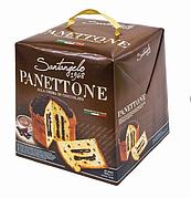 Паска SANTANGELO Mini Panettone Cioccolato 100 г