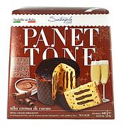 Паска Santagelo PANETTONE alla creme di cacao 908г