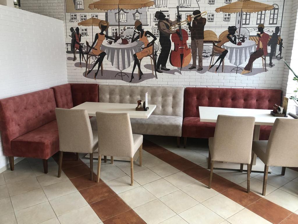 г. Белгород-Днестровский, Trend кафе-ресторан