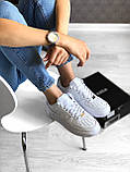 Кросівки Nike Air Force 1 White / Найк аір форс 1, фото 4