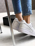 Кросівки Nike Air Force 1 White / Найк аір форс 1, фото 6