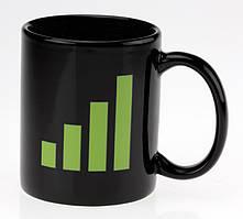 Чашка с терморисунком SIGNAL ( хамелеон )