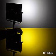 """Универсальный набор светофильтров 30x30 см """"Colour Studio Pack 15"""", пленка Chris James Filters, фото 2"""
