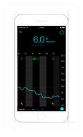 Guardian Connect - персональный мониторинг глюкозы + упаковка сенсоров Энлайт(5 штук) + Cертер для ввода