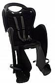 Сидіння для перевезення дітей (заднє) BELLELLI MR Fox  Standart до 22 кг, чорне