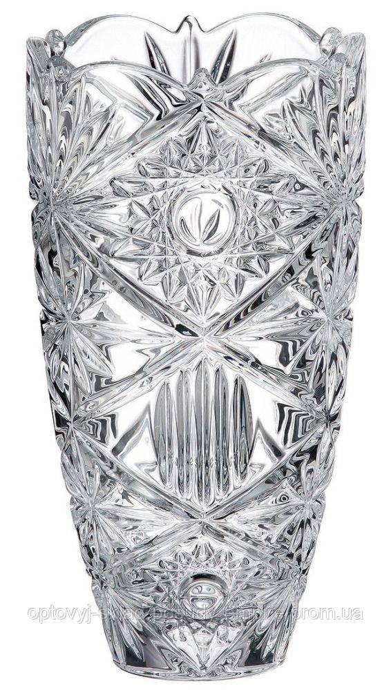 Crystalite Bohemia Ваза Miranda 25см 89002/99018/250