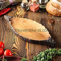 Деревянные доски для подачи хачапури. (A01012), фото 1