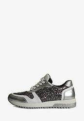 VM-Villomi Стильные женские кроссовки с блестящими вставками
