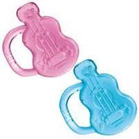 """Прорізувач для зубів """"Гітара"""" Canpol babies, 0м+"""