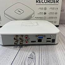 Видеорегистратор Dahua XVR4104C-X, фото 3