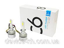 Светодиодные автомобильные лампы Лед Led H1  (ближний / дальний / туманки )
