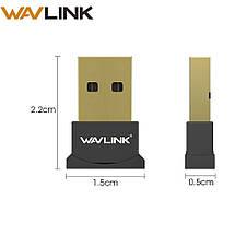 Bluetooth-адаптер 4.0 WavLink для компьютера, ноутбука 3 Мбит/сек (WL-BT4001), фото 2