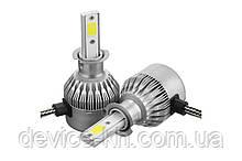 Светодиодные автомобильные лампы Лед Led H3  (ближний / дальний / туманки )