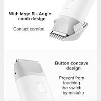 Машинка для стрижки детей Xiaomi MiTU Baby Hair Clipper (NUN4044CN), фото 5