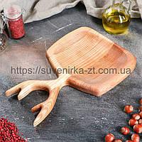 Деревянная менажница. Деревянные доски для подачи. (A01010), фото 1