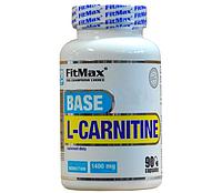 Л-карнитин FitMax Base L-Carnitine 1400 мг 90 капс.