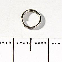 Кольцо заводное пружина упаковка 20грамм d-6мм
