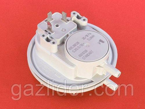 Прессостат Huba Control 20/10 Ра - 1(0,5)A/250V