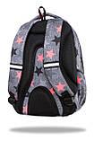 Рюкзак школьный с термокарманом CoolPack SPINER TERMIC FANCY STARS 41x31.5x15 см 23 л (C01176), фото 3