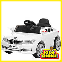 Машина электромобиль детский Bamb M 3271EBLR-1 белый