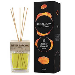 """Reed Diffuser """"Amber Warmth"""" Амбра"""