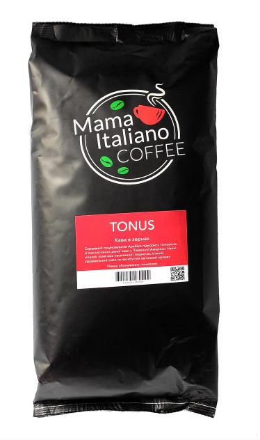 Кава Mama Italiano Coffee Tonus 1 кг