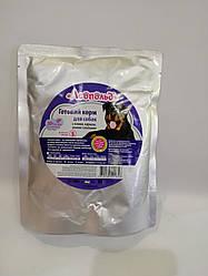 Вологий корм Леопольд Готовий корм для собак з ягням, куркою, рисом і овочами 500 г