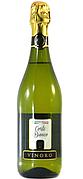 Вино біле ігристе VINORO CORTE BIANCO 0,75л