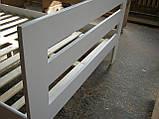 """Односпальная кровать """"Талия"""" из дерева (массив бука), фото 7"""