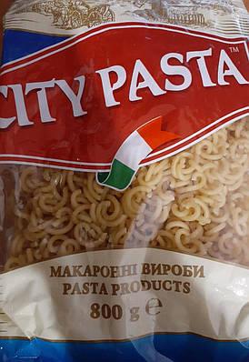 Спиралька City Pasta с твёрдых сортов 800 грамм