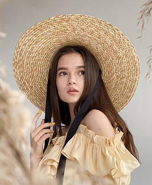 Шляпа с большими полями, фото 2