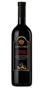 Сухе червоне вино 0,75 л Cabernet Sauvignon Castelmarco (Каберне Совіньон)
