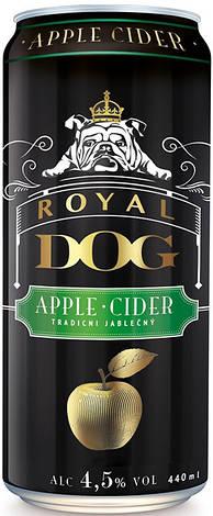 "Сидр ""Royal Dog"" Apple Сидр, in can, 0.44 л, фото 2"